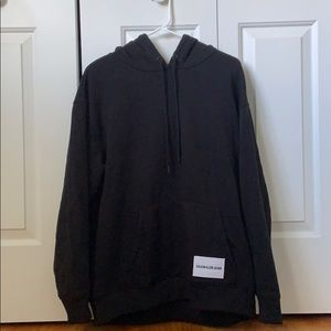 Black Calvin Klein Sweatshirt
